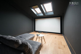 140平米复式其他风格阁楼装修案例