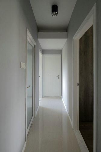 130平米三室两厅北欧风格走廊装修案例