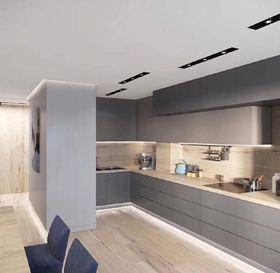 70平米現代簡約風格廚房圖片大全