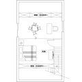 豪华型140平米别墅欧式风格阁楼图