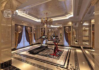 140平米别墅法式风格健身室图片大全