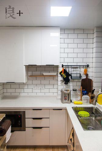 10-15万40平米小户型新古典风格厨房装修图片大全