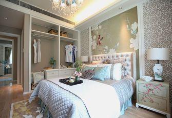 140平米四室两厅新古典风格卧室图片大全