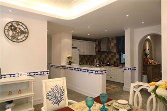 20万以上140平米四室三厅地中海风格厨房欣赏图