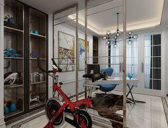 140平米四室两厅美式风格健身室欣赏图
