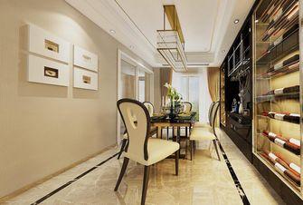 120平米三欧式风格餐厅图片大全