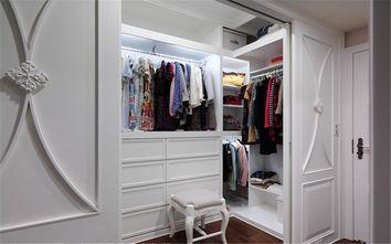 豪华型140平米四室两厅田园风格衣帽间鞋柜图片大全