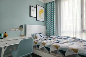 110平米三室两厅北欧风格儿童房装修图片大全