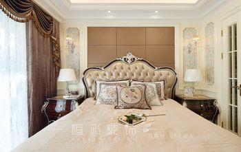 豪华型140平米复式法式风格卧室图