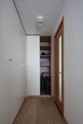 140平米四室两厅日式风格衣帽间欣赏图