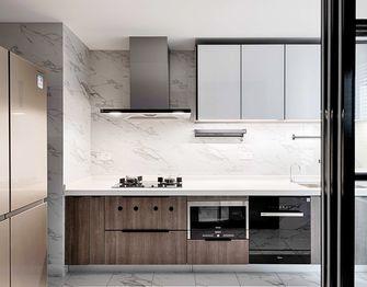 120平米四室两厅混搭风格厨房图片大全