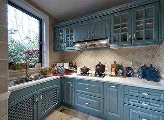 140平米四室两厅地中海风格厨房欣赏图