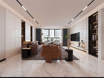 140平米三室一厅其他风格客厅装修图片大全