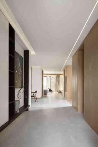 140平米别墅日式风格走廊装修图片大全