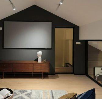 100平米现代简约风格阁楼图片大全