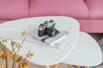 40平米小户型宜家风格梳妆台欣赏图