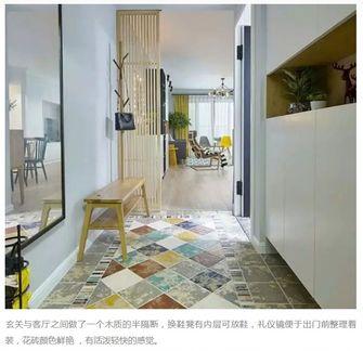 130平米四北欧风格客厅装修图片大全