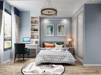 140平米四室两厅美式风格卧室装修效果图