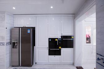 140平米四室三厅法式风格厨房图