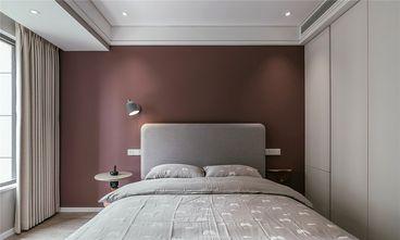 140平米四室一厅现代简约风格卧室欣赏图
