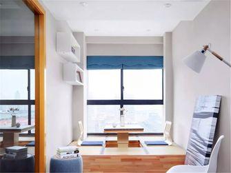 100平米三室一厅现代简约风格阳台设计图