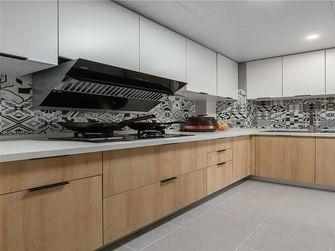 130平米四室一厅宜家风格厨房图