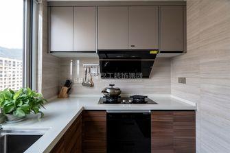 140平米四室两厅美式风格厨房设计图