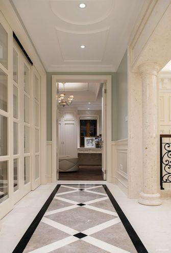 110平米三欧式风格走廊装修效果图
