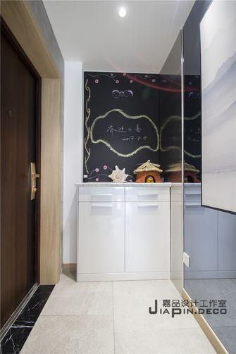 经济型90平米现代简约风格楼梯欣赏图