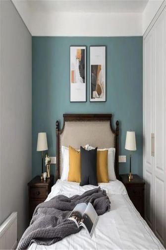 130平米四室两厅美式风格卧室装修案例