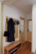 日式风格玄关装修案例