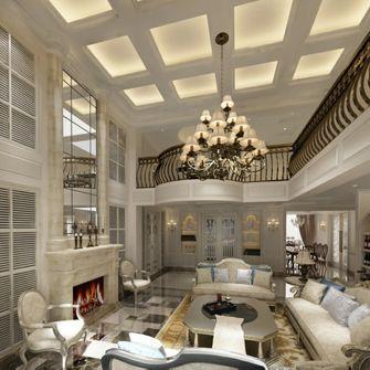 140平米别墅美式风格客厅沙发欣赏图