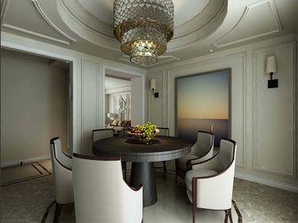 90平米欧式风格餐厅图片