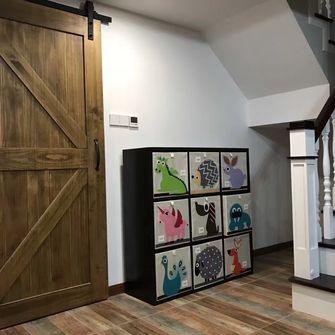 豪华型140平米复式美式风格储藏室装修效果图
