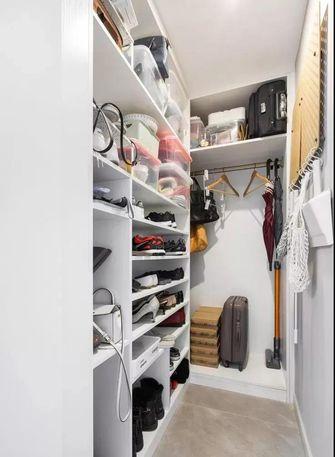 110平米三室一厅现代简约风格衣帽间设计图