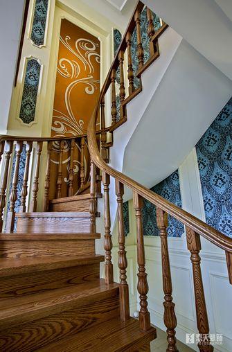 豪华型140平米别墅法式风格楼梯装修案例