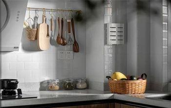 110平米三宜家风格厨房图片