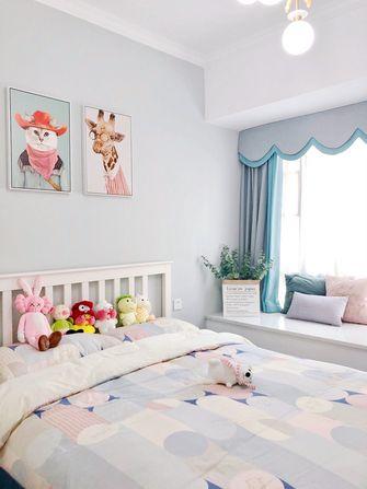 110平米三北欧风格儿童房装修案例