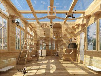 140平米四室两厅地中海风格其他区域图