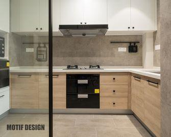 130平米四室两厅北欧风格厨房装修图片大全