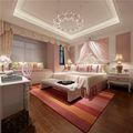 140平米三室两厅欧式风格儿童房设计图