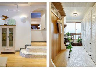 140平米三室两厅地中海风格走廊欣赏图