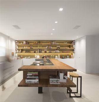 140平米三室一厅现代简约风格书房图片大全