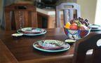 富裕型70平米公寓其他风格餐厅设计图
