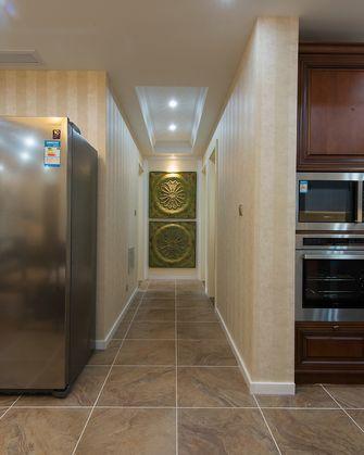 130平米三室两厅东南亚风格走廊装修效果图