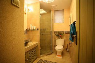 140平米三室三厅地中海风格卫生间图片