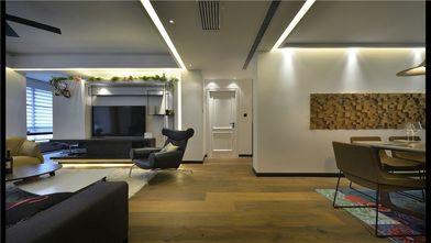 140平米三室一厅现代简约风格走廊图片大全