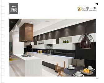 10-15万100平米一室两厅英伦风格厨房效果图