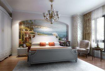 5-10万120平米三室八厅地中海风格卧室效果图
