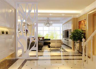 10-15万140平米三室一厅现代简约风格楼梯设计图